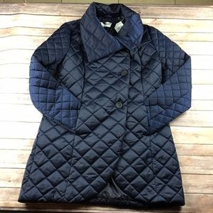 NWT QUILTED T TAHARI CHARLOTTE JACKET